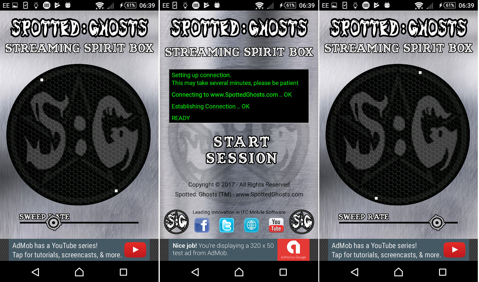 Spotted: Ghosts :: ITC Research and Parnormal Investigation